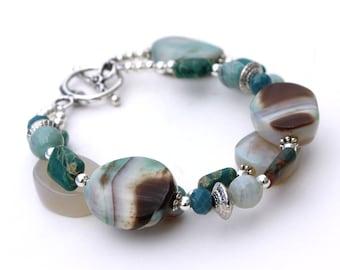 Beach Bead Bracelet