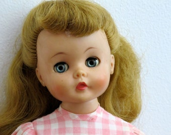 Vintage Madame Alexander 1958 Edith the Lonely Doll
