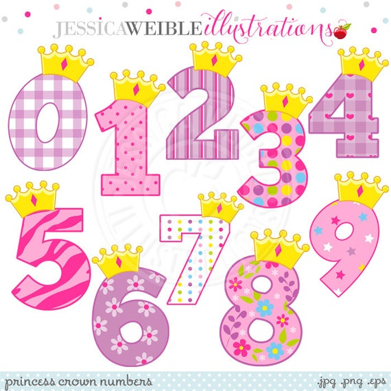 clipart birthday numbers - photo #13
