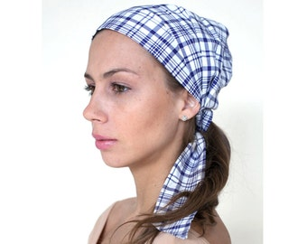 Headscarf, Passover, Hair Coverup, Head Scarves, Turban Head Wrap, Womens Head Scarves, Tichel, Head Cover, Gift for Her