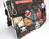 Love Stinks, Gothic Card, Valentine Decoration, Valentines Day Card, Anti Valentines, 20, Greeting Card, Funny Valentine, Collage Card