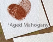 SALE, Aged Mahogany Dye Based Ink Pad, Ink Overstock