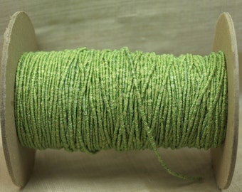 Bulk Cording! 10 Feet of Textured, Spring Green Cording. CRD4010
