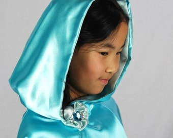 Costume Cape, Ice Princess, Elsa Inspired