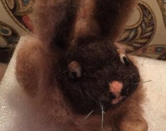 Chocolate Latte  Fluffy Bunny