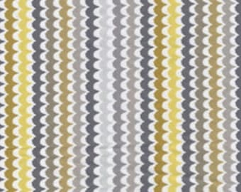 Neutral Crib Sheet - Fitted Crib Sheets / Boys Baby Bedding / Mini Crib Sheets / Mustard Grey Yellow Crib Sheet / Babiease Baby Boutique