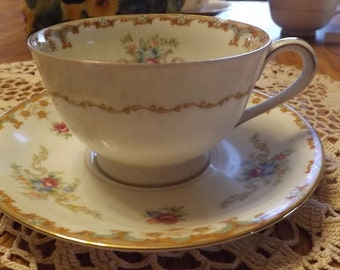 Tea Cup and Saucer......Regal by Sanco