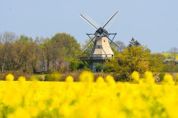 Unewatt Mill - Fine Art Landscape Photography Print