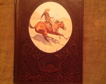 Time Life Books The Old West The Cowboys 1973