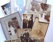 Antique photography collection