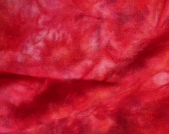 VALENTINE Hand dyed and felted wool fabric WG 151