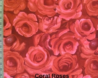 Rose Lycra Spandex Fabric