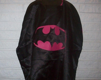 Batgirl Inspired Cape