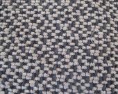 Italian chenile upholstery fabric