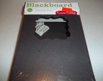 Cosmo Cricket Photo Box Blackboard