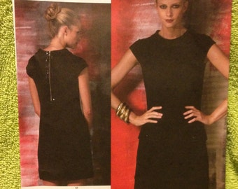 Cynthia Steffe Dress Pattern, Vogue V1150  - Size 16 - 18 - 20 - 22