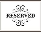 Reserved for Larae