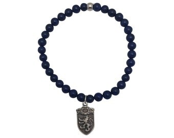 Lapis Lazuli Mens Bracelet - Game of Thrones Collection - Arm Party - Stylish Mens Accessories