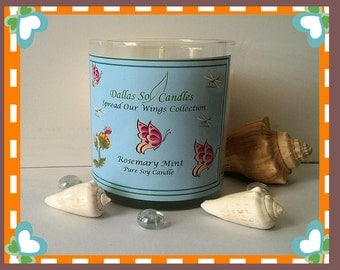 "11 oz ""Spread Our Wings"" Soy Candle"