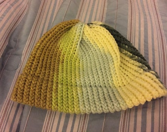 Adorable Knitted Infant Baby Hat for baby boy or baby girl