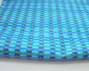 Carla Miller Basket Stripe Fabric, OOP