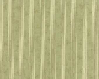 Country Orchard - Rail Fence in Leaf by Blackbird Designs for Moda Fabrics
