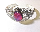 Dragons breath cuff bracelet