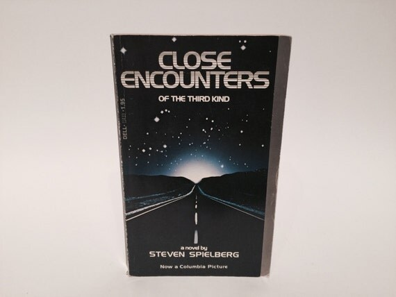 Items Similar To Vintage Sci Fi Book Close Encounters Of ...