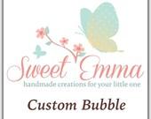 Custom Bubble sizes 3 months through 3t