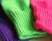 Neon Knit Hats
