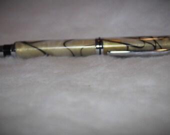 Hand turned pen