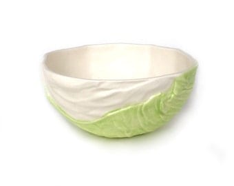 Large Cabbage Bowl