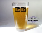 Pint Glass - Periodic - Beer