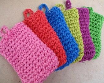 Soap Saver Soap Sock Crochet Cotton
