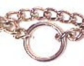 Dog Collar Martingale Upgrade to Chain