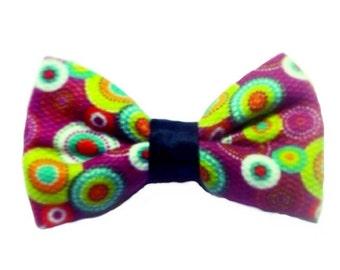 Polka Dots Galore Bow Tie