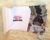 Star Wars Darth Vader Emperor Christmas Card 10 Pack