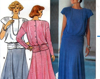 Butterick 3285 by Rimini Misses' Dress Sewing Pattern - Uncut - Size 14