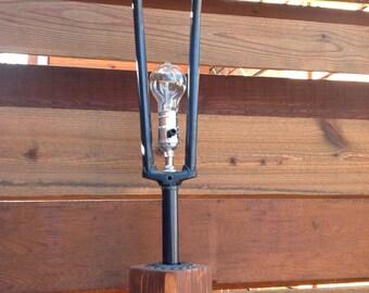 BIKE FORK LAMP