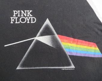 PINK FLOYD 1987 tour T SHIRT