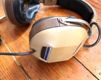 Music... Vintage Koss Headphones