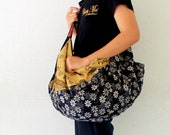 Unique design Hand  made Thai patchwork Cross body bohemian, hippie  Bag,spa,yoga,backpack,big bag, travel bag
