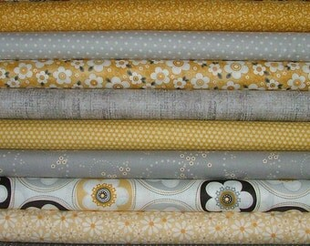 Daisy Fat Quarter Bundle of 10 by ADORNit - LAST ONE