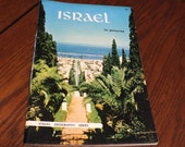Israel in Pictures, A Visual Geography Series, a softback book