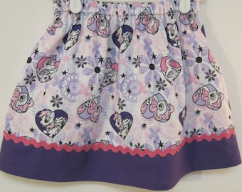 Special Order for MBJ86      My Little Pony Skirt  Size