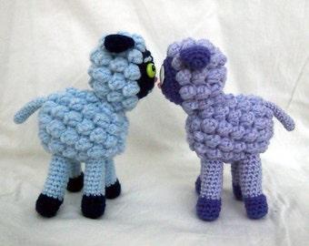 Amigurumi sheep pattern