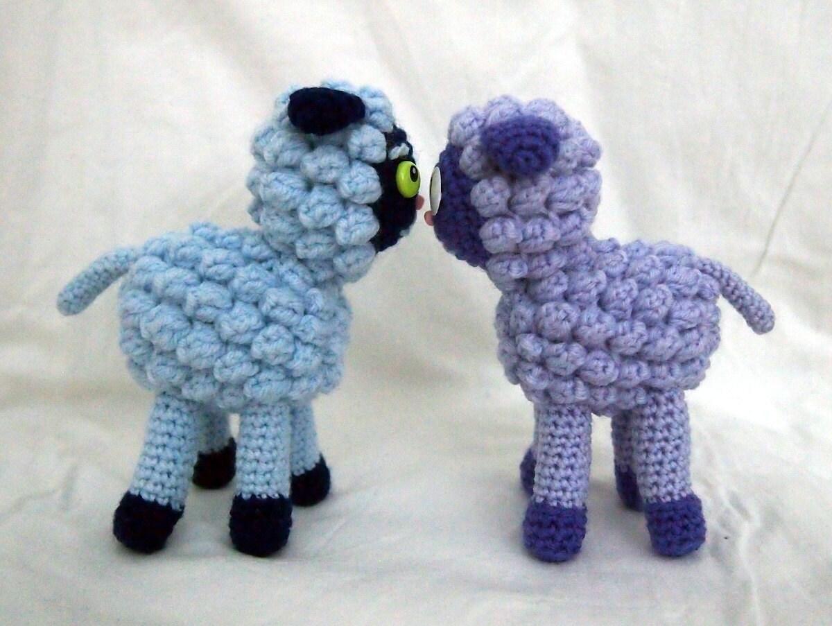 Etsy Amigurumi Sheep : Amigurumi sheep pattern by Masakiti on Etsy