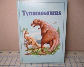 Vintage Tyrannosaurus Book