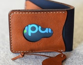 New Bi fold Wallet with quick draw card slot