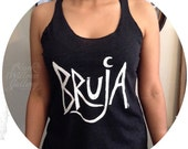 BRUJA tank top Witch